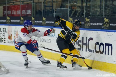 CWHL - Worcester Blades vs Montreal Les Canadiennes November 17, 2018
