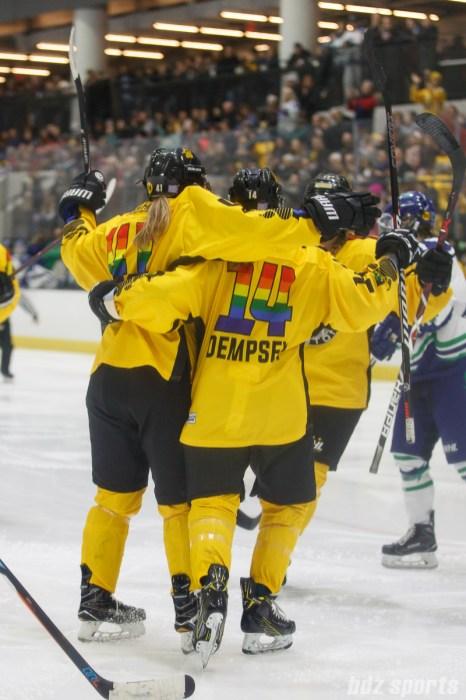 NWHL - Boston Pride vs Connecticut Whale February 2, 2019