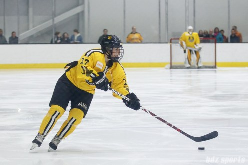 Boston Pride forward McKenna Brand (17)