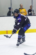 Minnesota Whitecaps defender Lee Stecklein (2)
