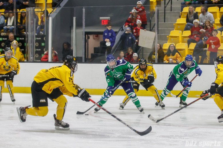 NWHL - Boston Pride vs Connecticut Whale November 23, 2019