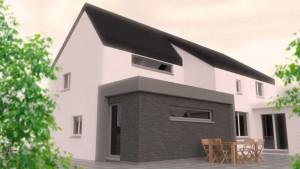 Transformation d'une habitation à Grand-Hallet sur la commune de Hannut