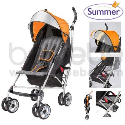 รถเข็นเด็ก Summer : 3D lite™ Convenience Stroller (Tangerine) #21710