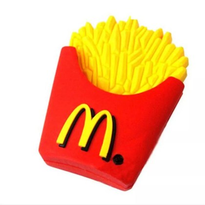 Clé USB Cornet de frites McDo