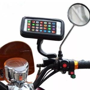 Support Universel A05 Étanche de Tél pour Moto