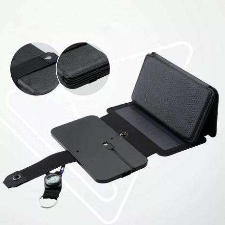 Chargeur solaire portable SunPower 11W