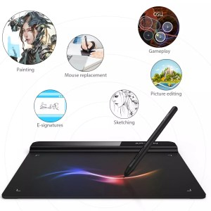 Tablette graphique Ultra Fine