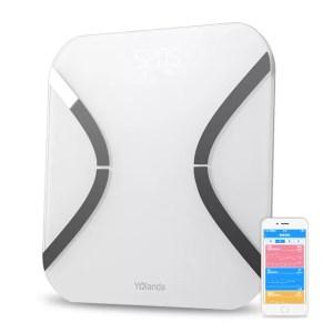 Pèse-personne Mini à Impédancemètre Bluetooth