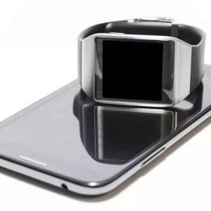 Catégorie des montres connectées