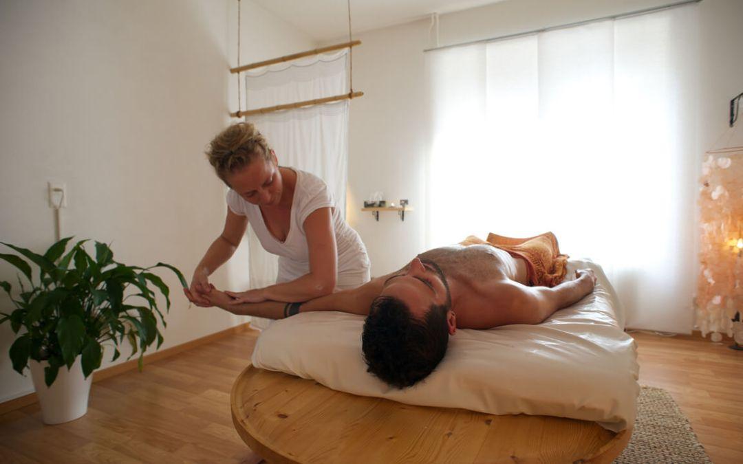 Kairali Marma Massage