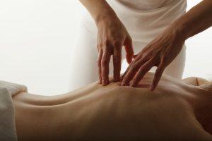 Ayurvedischen Massage
