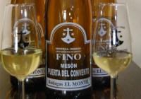 El Convento y sus vinos