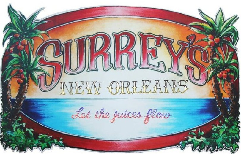 Surreys Juice Bar