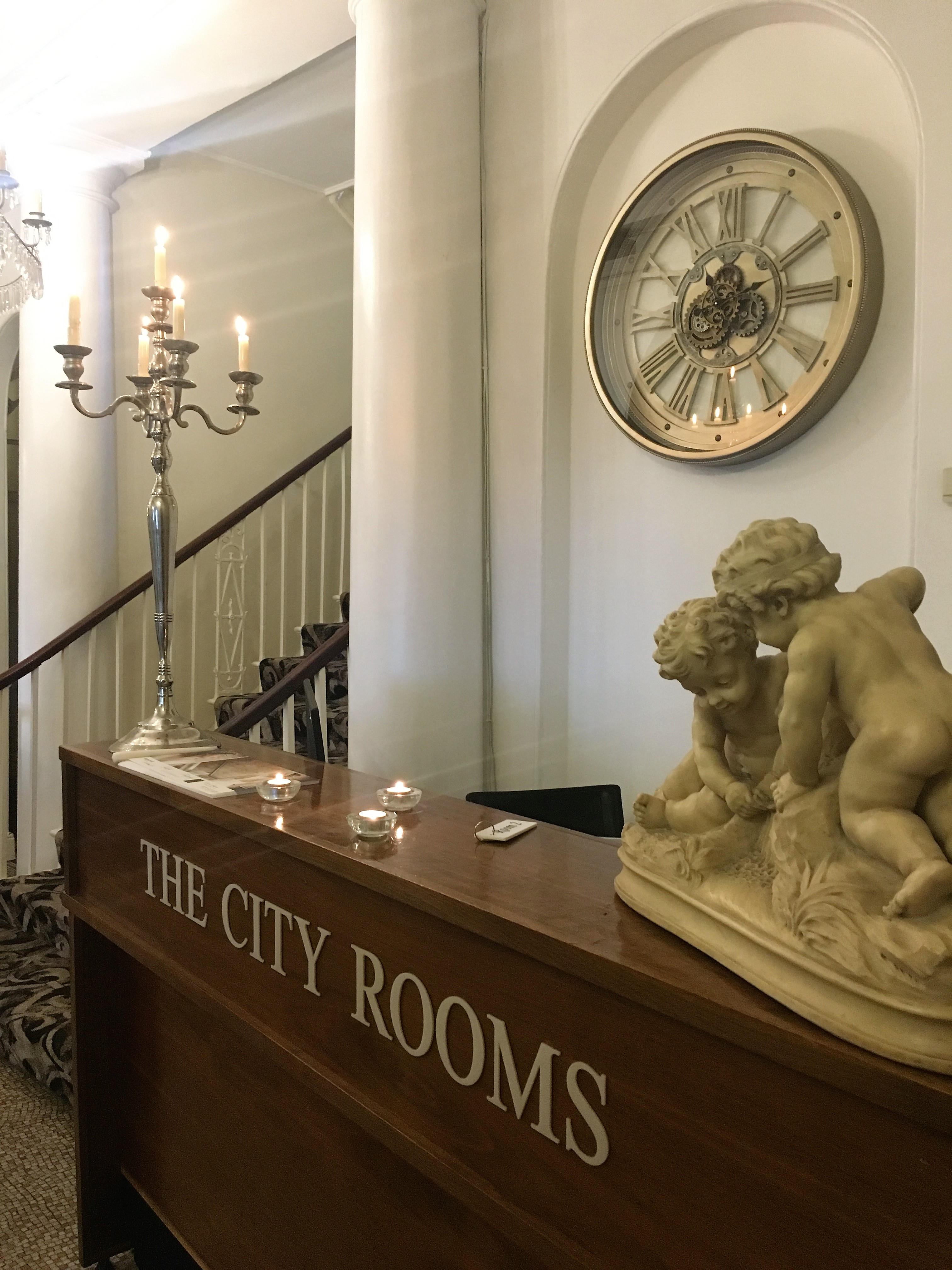 Indian Afternoon Tea at The City Rooms