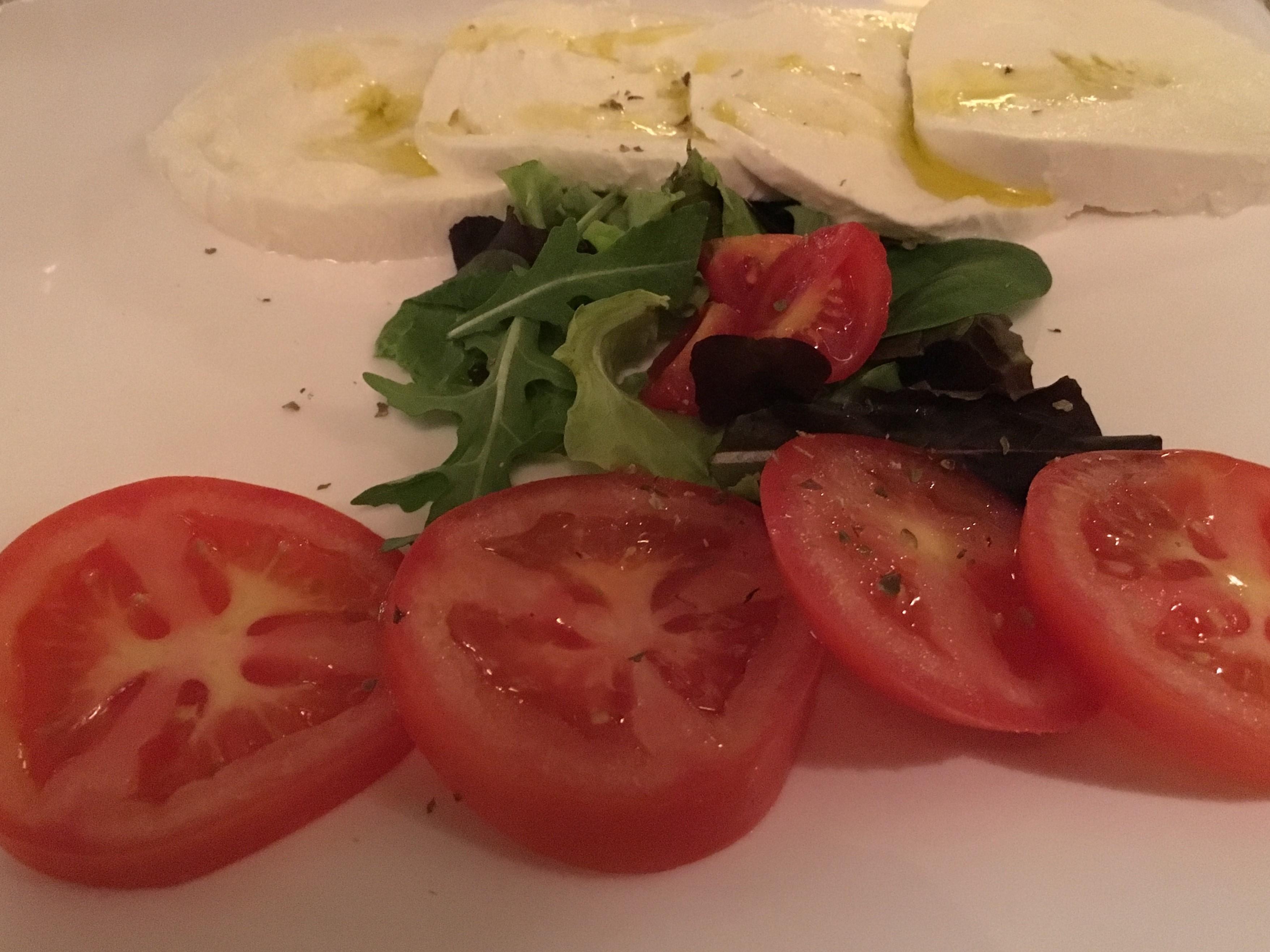 Fine Dining Florence Il Barretto