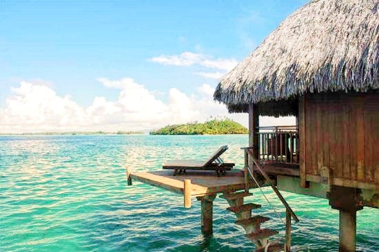 My 10 most romantic moments from the globe. Bora Bora