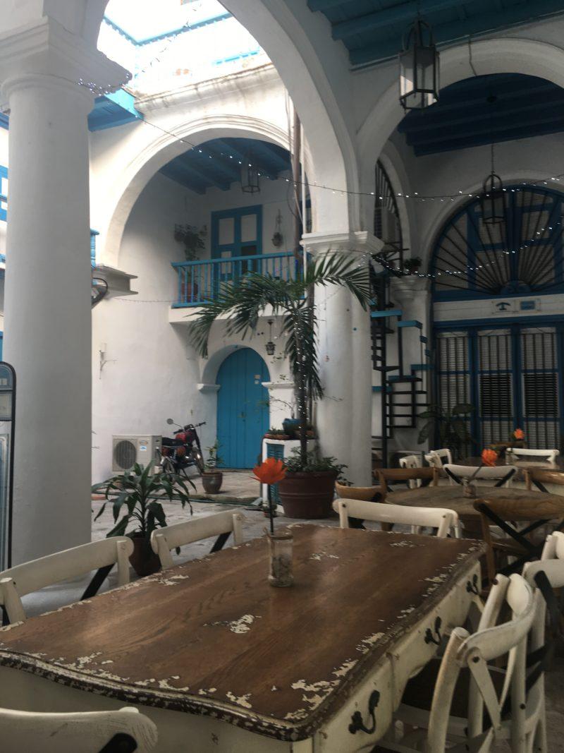 Dining at Havana's Private Paladares La Bohemia