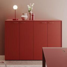 armoire rangement bureau armoire