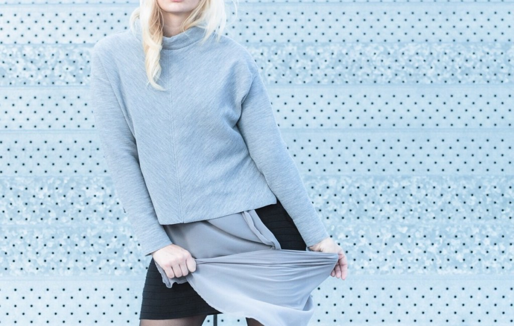 Outfit of the Week: Minimalistic Grey!