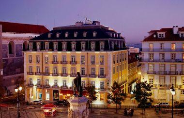 The Bairro Alto Hotel in Lisbon