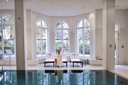 Frankfurt, best, spa, villa Kennedy