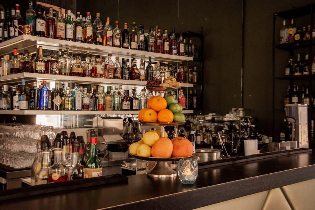 Fou Fou, beste Bar Stuttgart, Tresen, Theke