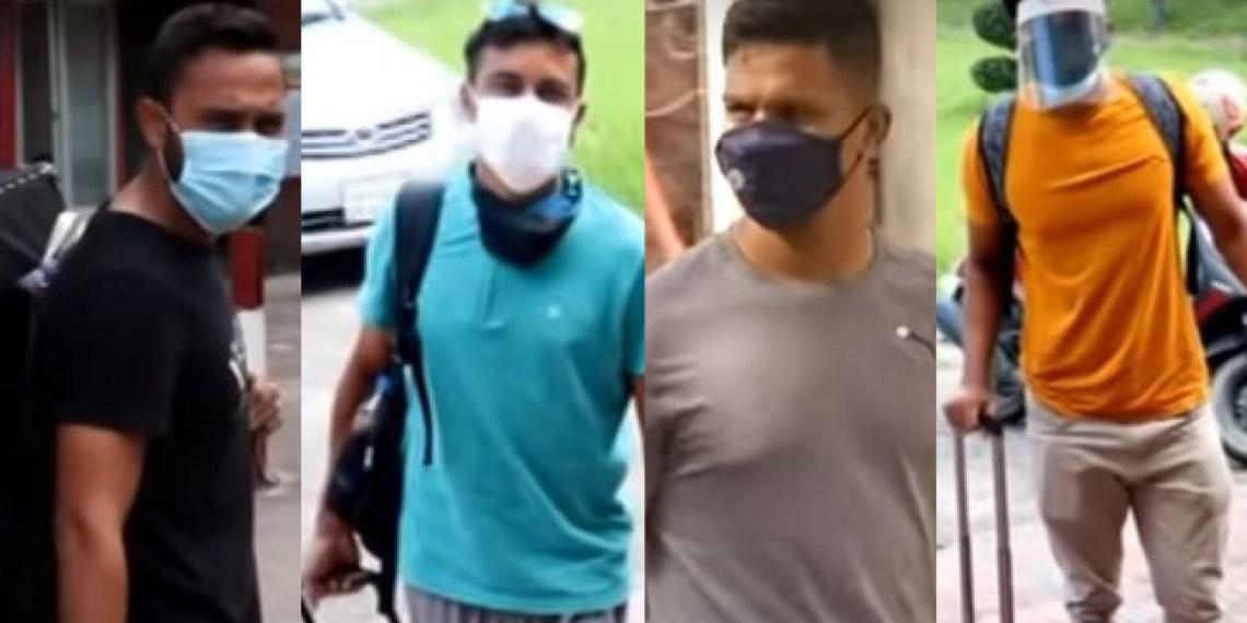 লঙ্কা সফর : আজ থেকে সুরক্ষা বলয়ে ঢুকছেন ক্রিকেটাররা