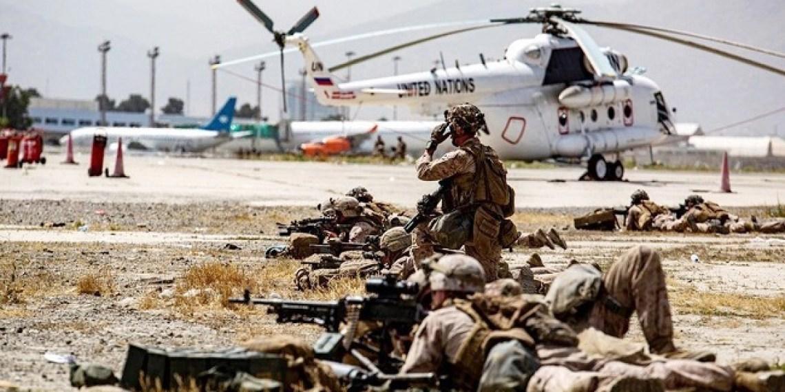 আফগানিস্তানে আইএস ঘাঁটিতে মার্কিন ড্রোন হামলা