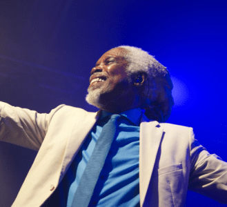 Billy Ocean at the Winter Gardens Blackpool
