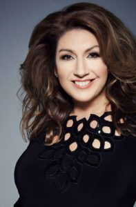 Jane McDonald at the Winter Gardens Blackpool 2017