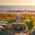 Jimmy B S Beach Bar The Beachcomber Resort Hotel