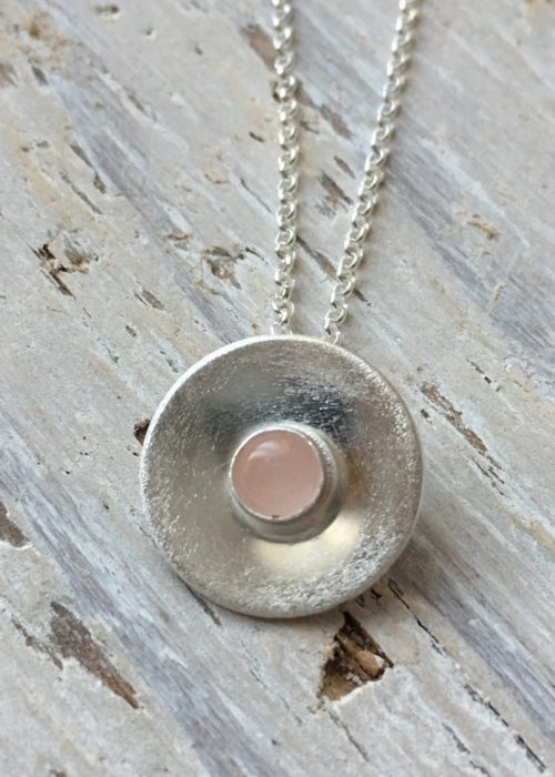 Pink Light - Small Pendant