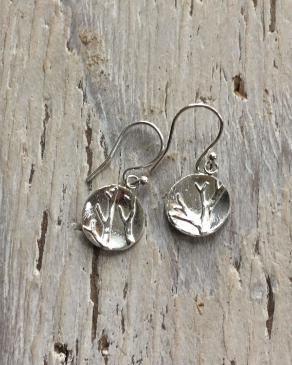 sea moss earrings