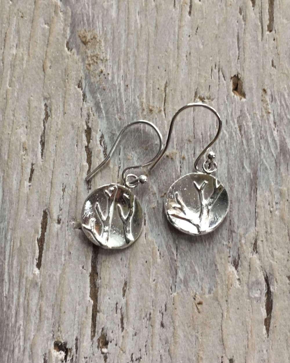 sea moss earrings