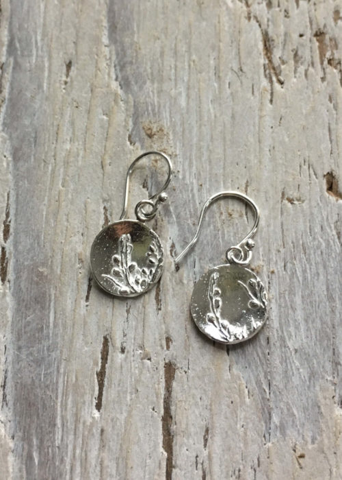 Sargassum Seaweed Earrings