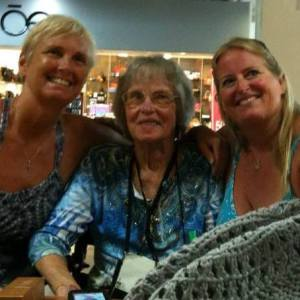 Shirley, Sheri and Terrie