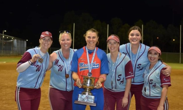That's the Spirit: Manly softball Stars to turn out for Australia in opening event of Tokyo Olympics