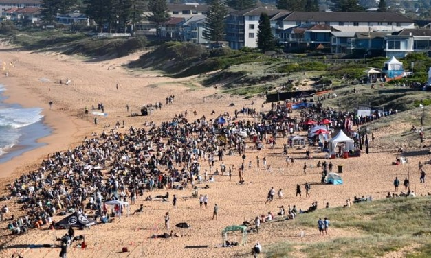 North Narrabeen loses World Surf League event