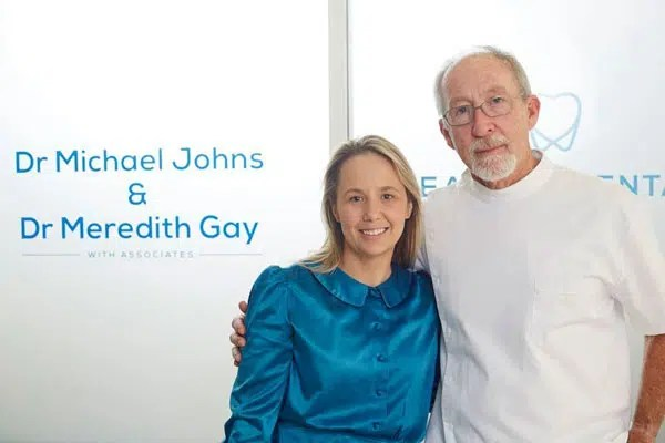 Mona Vale dentists Dr. Gray and Dr. Johns who are the principal dentists of Beaches Dental