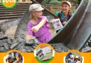 Get kids outdoors with some healthy, educational fun plus WIN