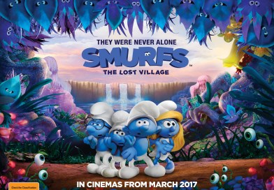 Win 1 of 4 SMURFS: The Lost Village Family Passes