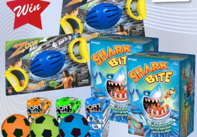 WIN a Fantastic Toy Bundle from Talkin Toys!