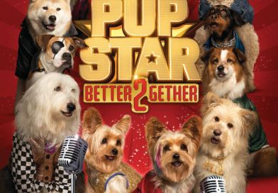 Win 1 of 2 family passes to see 'Pup Star: Better 2Gether'