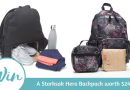 Storksak Hero Nappy Bag / Gym Bag Review