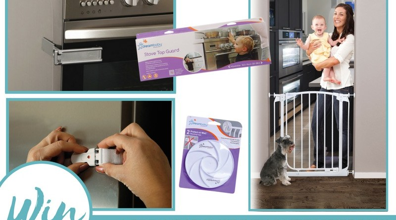 WIN A KITCHEN SAFETY PACK FROM DREAMBABY® VALUED AT $139.95