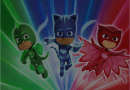 PJ Masks fans can celebrate Halloween with Catboy, Owlette and Gekko!
