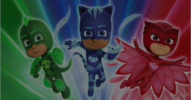 PJ Masks fans can celebrate Halloweenwith Catboy, Owlette and Gekko!