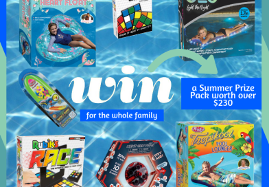 Family Summer Giveaway worth over $230