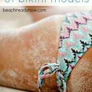 Diet and Exercise Secrets of Bikini Models