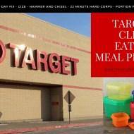 21 Day Fix Target Meal Plan
